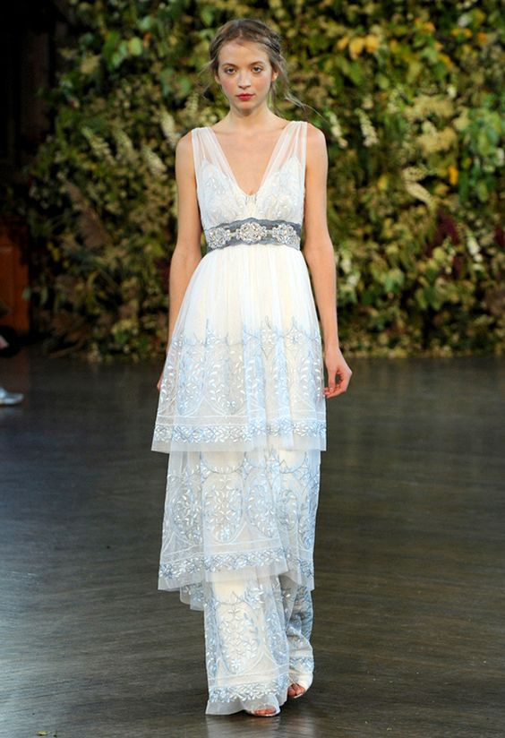 My Review Of Claire Pettibone's Stunning Couture Bridal Fall 2015 Collection