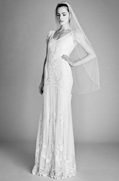 Boho Brides will Love Temperley London's Winter 2015 Wedding Collection