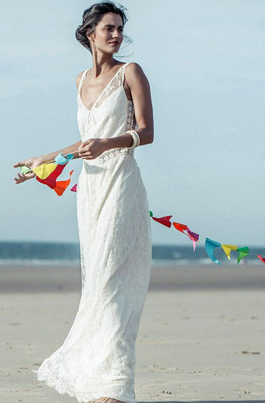 boho beach wedding ideas