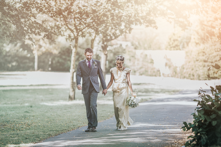 A Beautiful And Vibrant Sri Lankan Cultural Wedding In Kent