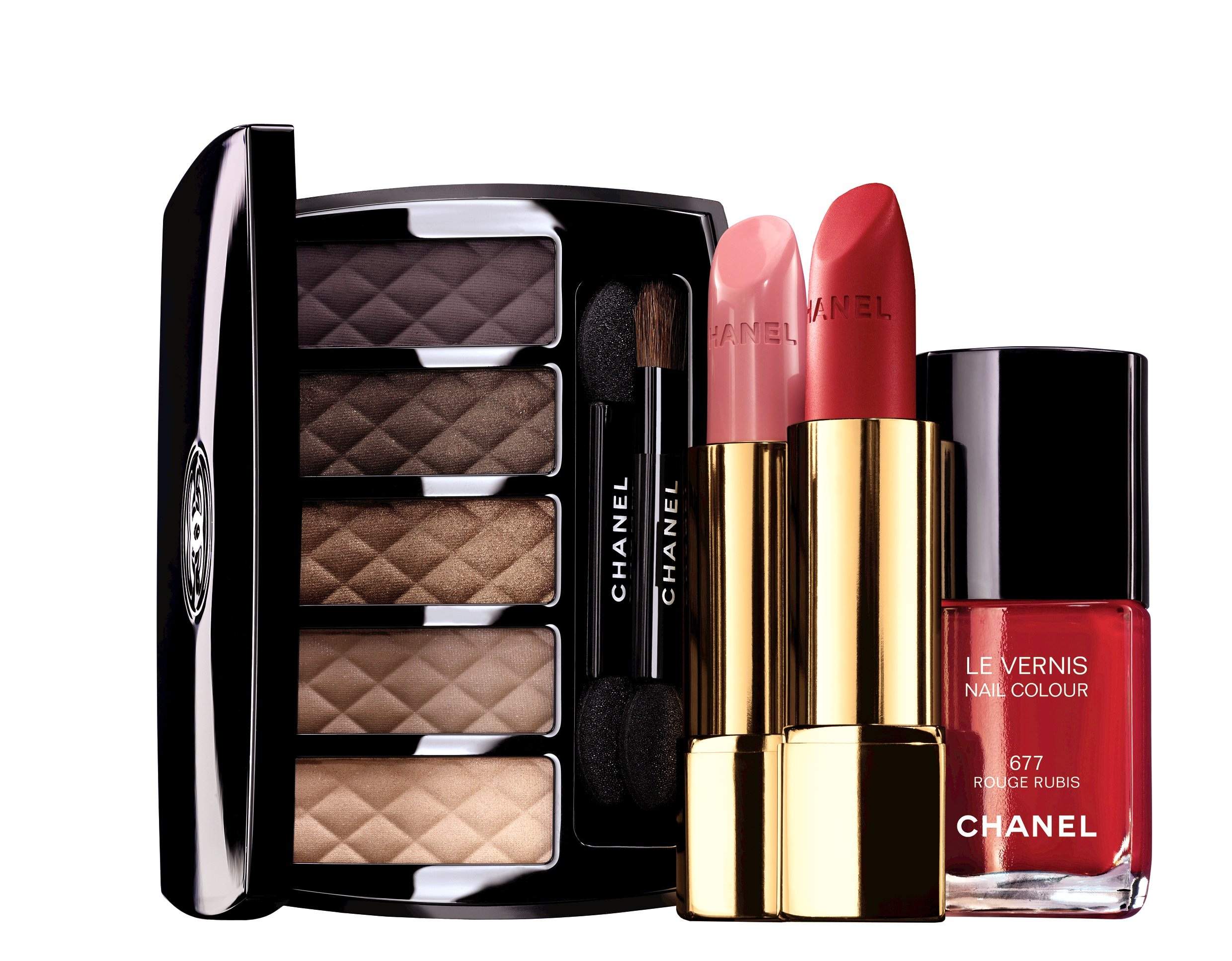 Chanel's Christmas collection