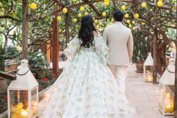 A Fashionable Three Day Wedding In Italy With A Lemon Theme