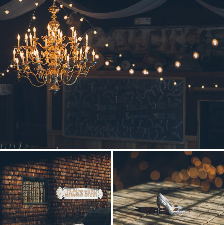 Wedding venue decoaration