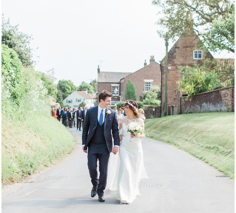 Hanna And Jannes's Pretty Rustic Style Wedding